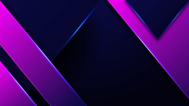 Streszczenie kolorowe minimalistyczne czyste tło