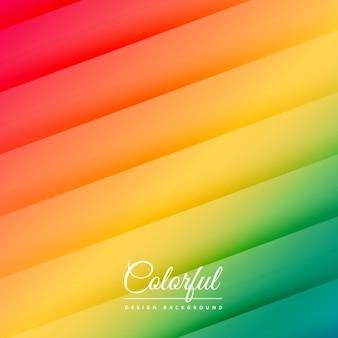 Streszczenie kolorowe paski tle