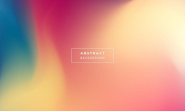 Streszczenie kolorowe płynne tło gradientowe koncepcja ekologii do projektowania graficznego,