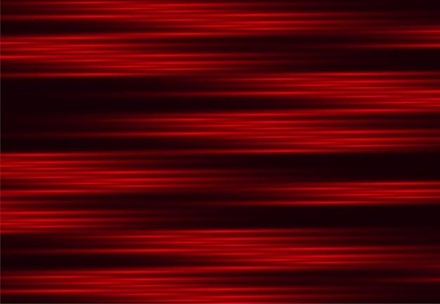Streszczenie kolorowe smugi świetlne z efektem rozmycia ruchu. tło prędkości. lekki projekt koncepcyjny. ilustracja wektorowa