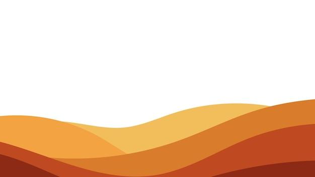 Streszczenie kolorowe tło fal kolorów. szablon ulotki, okładki lub banera