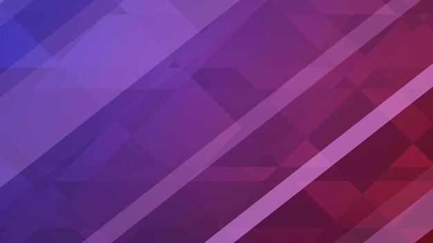 Streszczenie kolorowe tło przecinających się pasków w fioletowych kolorach