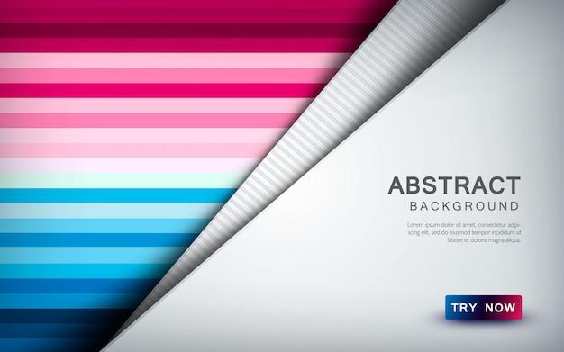 Streszczenie kolorowe tło z warstwą nakładania