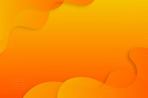 Streszczenie kolorowy przepływ kształtuje tło