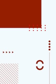 Streszczenie, kształty kolorowe, czerwone, ciemnoczerwone gradientowe tapety tło wektor ilustracja.