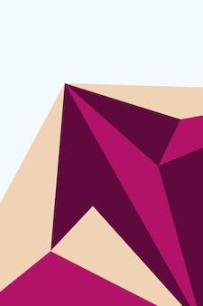 Streszczenie, kształty szampana, fuksja tapeta tło wektor ilustracja.