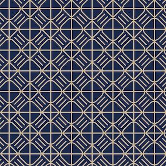 Streszczenie kwadratowy geometryczny wzór tła