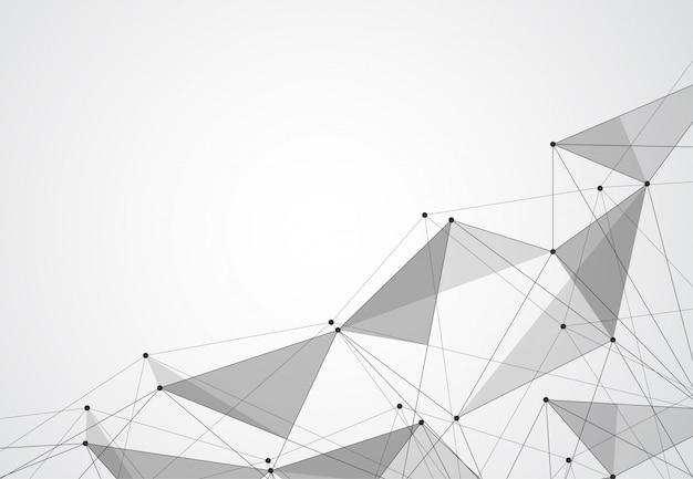 Streszczenie łączenia kropek i linii