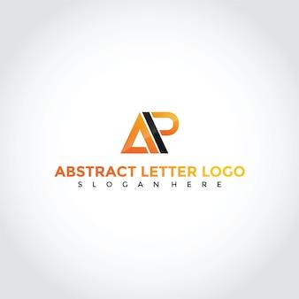 Streszczenie listu logo design