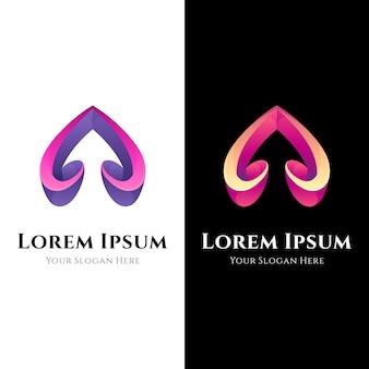 Streszczenie listu szablon logo