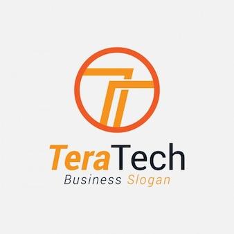 Streszczenie litera t logo