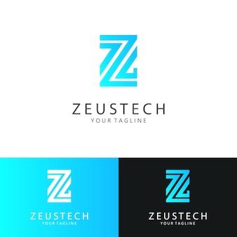 Streszczenie logo, pierwsza litera z