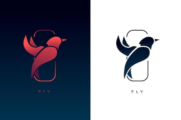 Streszczenie logo w dwóch wersjach