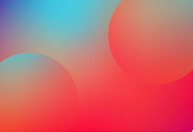 Streszczenie miękkie niewyraźne tło gradientowe ilustracji wektorowych do projektowania graficznego