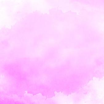Streszczenie miękkie różowe tło akwarela
