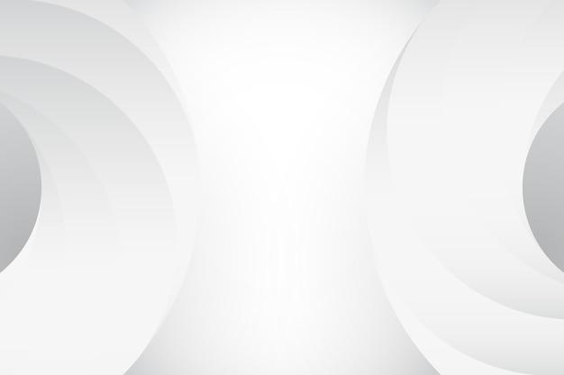 Streszczenie minimalne białe tło