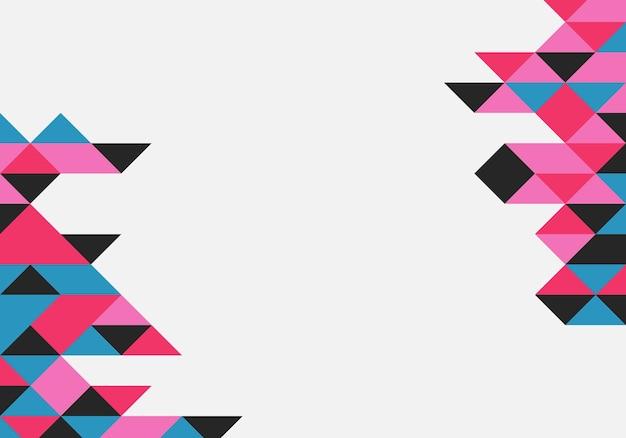Streszczenie minimalne tło geometryczne. ilustracja wektorowa. abstrakcyjne tło.