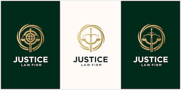 Streszczenie monogram logo litera r zestaw projektu, w kolorze złotym