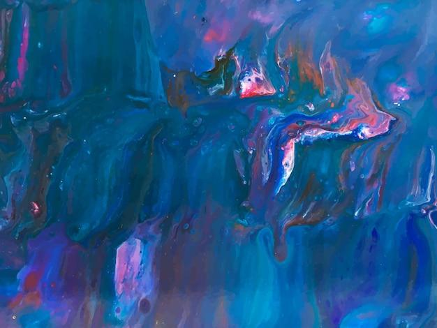 Streszczenie niebieski płyn kreatywny szablon, karty, kolor obejmuje zestaw. geometryczny wzór, płyny, kształty z brokatem złotej folii. modna sztuka abstrakcyjna. ilustracja wektorowa