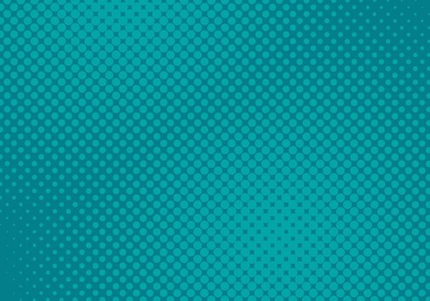 Streszczenie niebieskie tło półtonów