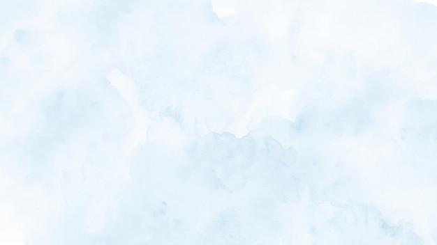 Streszczenie niebieskim tle akwarela.