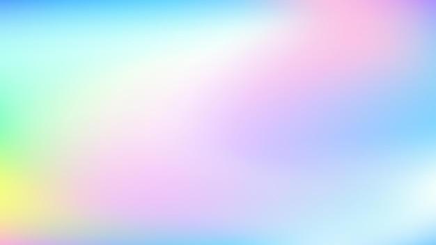 Streszczenie niewyraźne kolorowe tło gradientowe