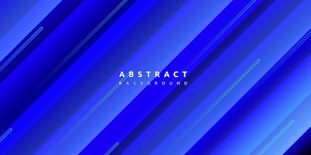 Streszczenie nowoczesne kolorowe gradientowe niebieskie tło tekstury
