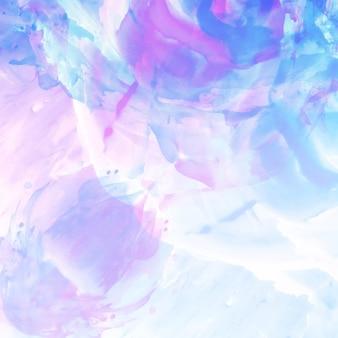 Streszczenie nowoczesne kolorowe tło akwarela