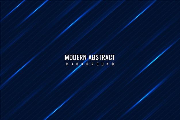 Streszczenie nowoczesne niebieskim tle