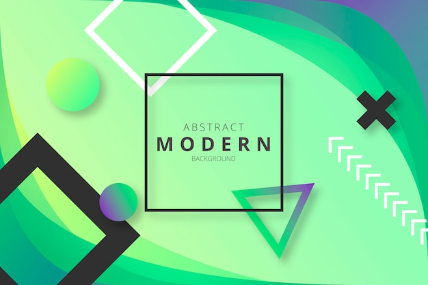 Streszczenie nowoczesne tło