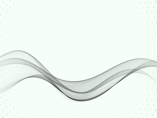 Streszczenie nowoczesny, przezroczysty szary projekt certyfikatu z liniami prędkości swoosh. ilustracja