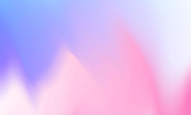 Streszczenie pastelowe tło gradientowe koncepcja ekologii dla projektu graficznego,