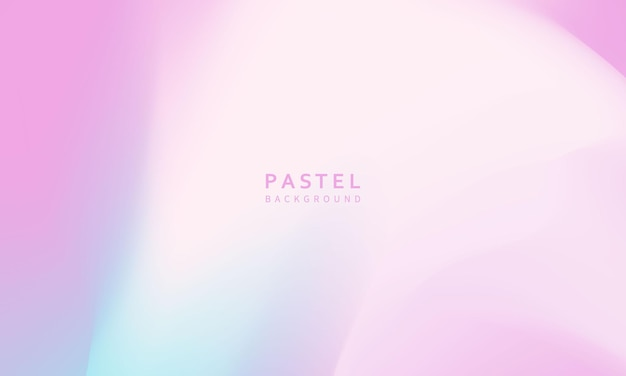 Streszczenie pastelowe tło gradientowe
