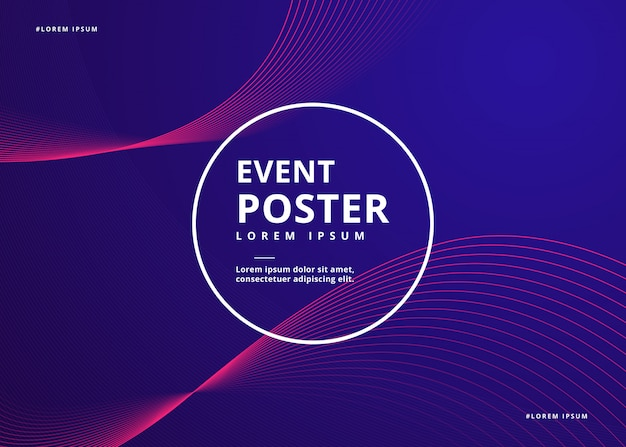 Streszczenie plakatu wydarzenia