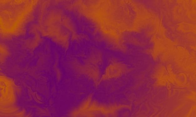 Streszczenie płynne bichromii tło