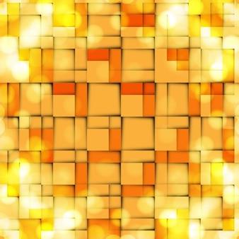 Streszczenie pomarańczowe jasne tło