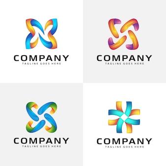 Streszczenie projektowanie logo