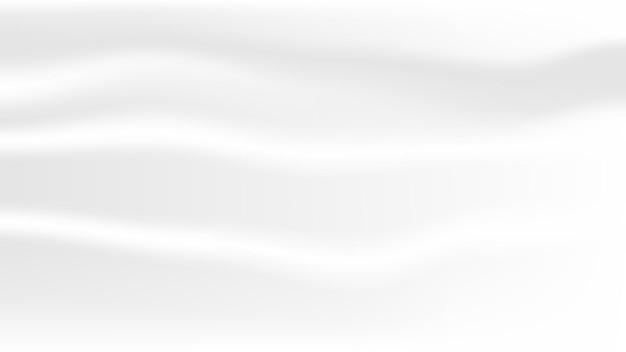 Streszczenie puste białe miękkie satynowe tkaniny tekstury tła dla dekoracyjnego projektowania graficznego