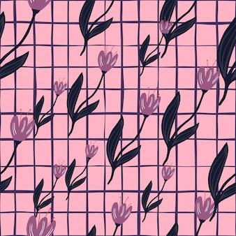 Streszczenie rocznika tulipan wzór.