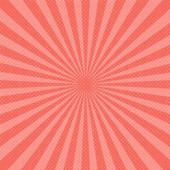 Streszczenie różowe promienie słoneczne tło. ilustracja.