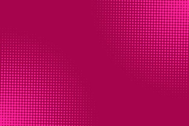 Streszczenie różowe tło półtonów