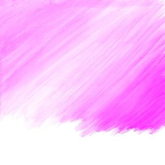 Streszczenie różowy akwarela tekstury tła