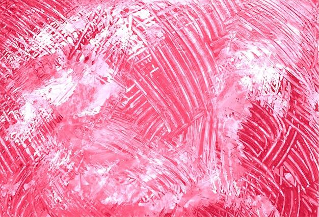 Streszczenie różowy miękki akwarela tekstury tła
