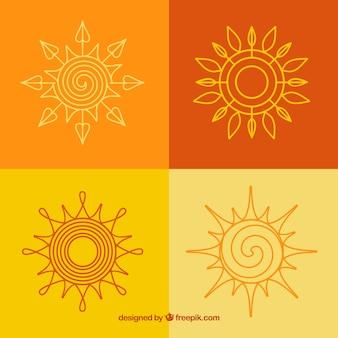 Streszczenie słońca