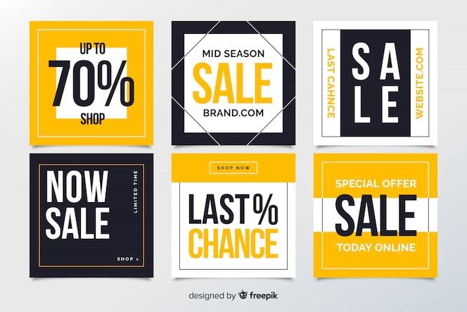 Streszczenie sprzedaż banerów internetowych dla mediów społecznościowych
