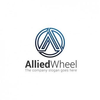 Streszczenie szablon logo firmy