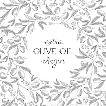 Streszczenie szablon rocznika oliwy z oliwek