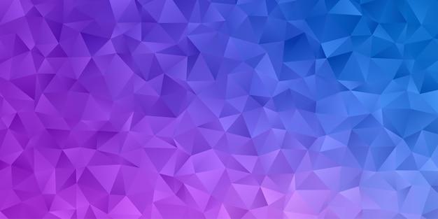 Streszczenie tapeta tło geometryczne wielokąta. trójkątny kształt low polly