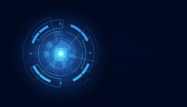 Streszczenie technologia cyberbezpieczeństwo koło prywatności