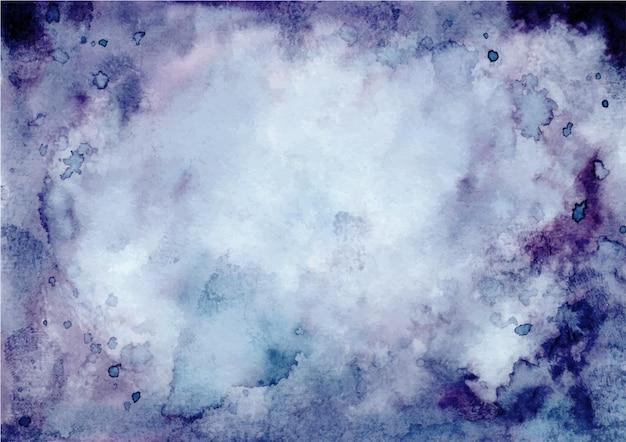 Streszczenie tekstura tło z akwarelą